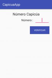 Como determinar si un numero es capicua en android studio