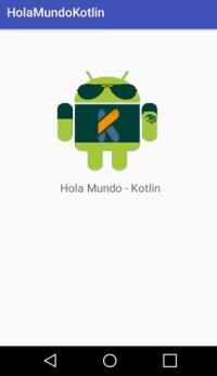 Empezando con Kotlin – Hola Mundo