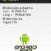 Como obtener la Ubicación del GPS-Android