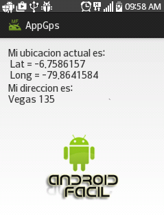 Como obtener la ubicación del GPS-Android Studio