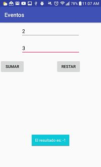 Notificaciones en Android : Toast